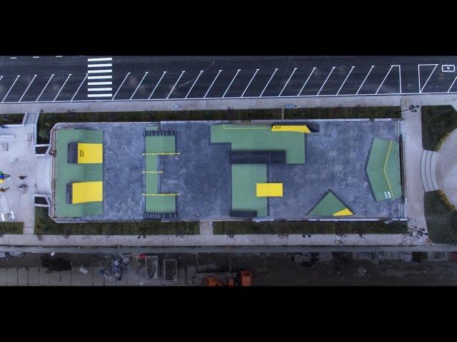 Скейт парк XSA Ramps |Skate Plaza | г.Ростов-на-Дону | ж/к Красный Аксай | XSA media