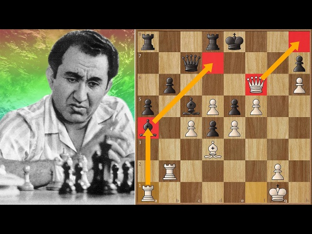 Future vs Former World Champion | Kasparov faces Tigran Petrosian