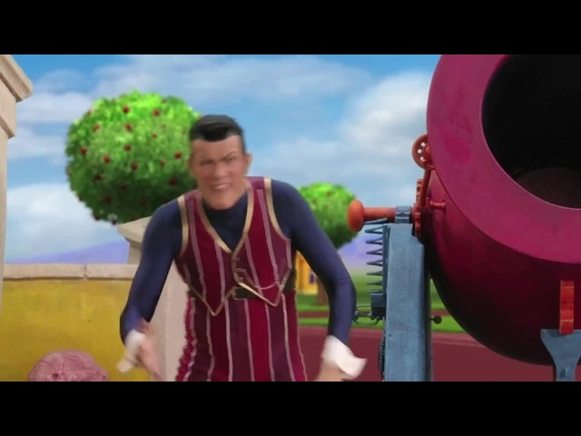 Robbie Rotten to be continued (dead maymay)