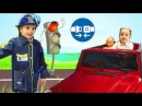 Police and Traffic Laws Kids pretend play video for children