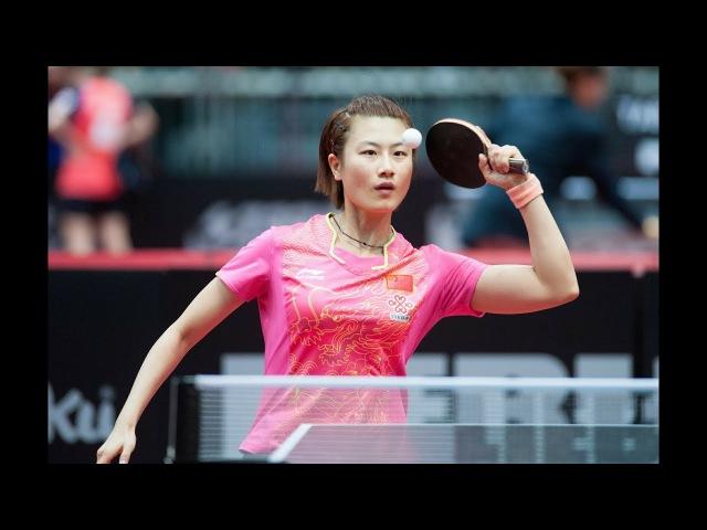 [WS-SF] DING Ning (CHN) Vs ISHIKAWA Kasumi (JPN) - 2017 SWEDISH OPEN - Full Match - HD720p