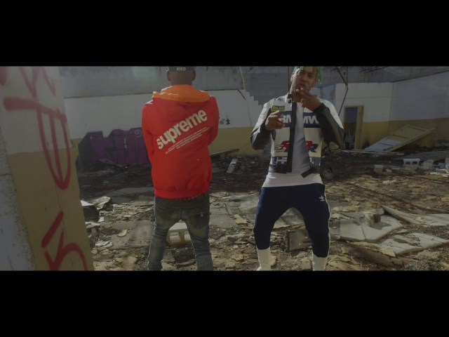 Byou x Hoodrich Espy Got Too Geeked (Music Video)