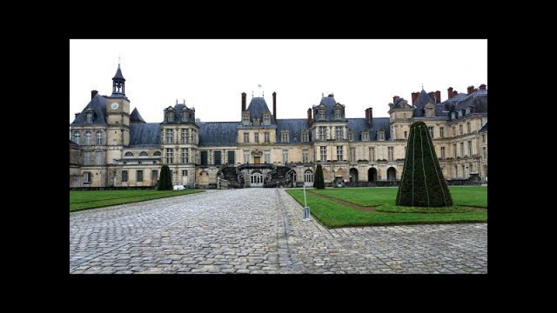Франция. Дворец Фонтенбло