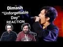 Dimash - Unforgettable Day (Gakku Concert) Singers Reaction