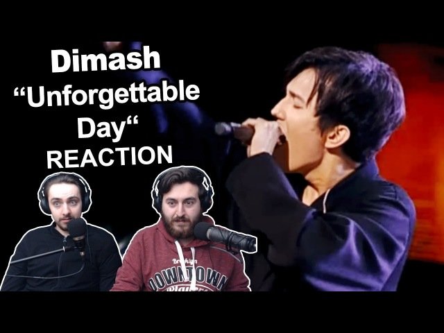 Dimash - Unforgettable Day (Gakku Concert) Singers Reaction