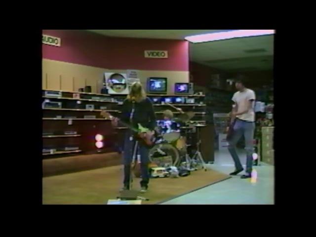 Nirvana January 24th, 1988, RadioShack, Aberdeen, WA COMPLETE, PREVIOUSLY UNCIRCULATED