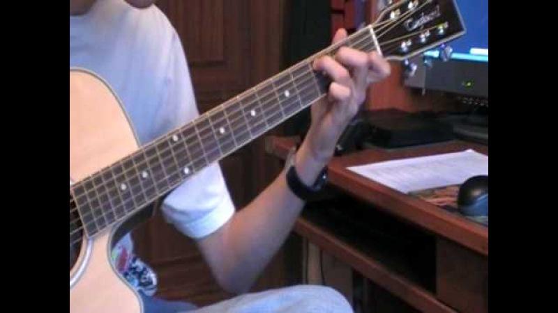 Zakk Wylde-Sold My Soul Acoustic Cover