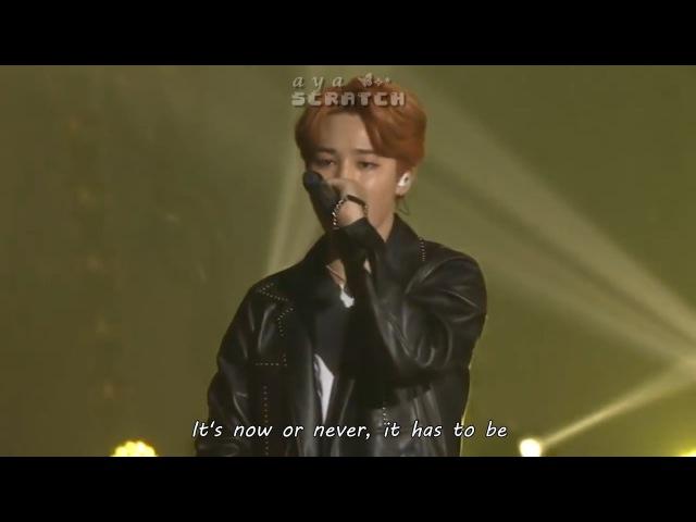 [HYYH] BTS - N.O Live (ENG SUB HD)