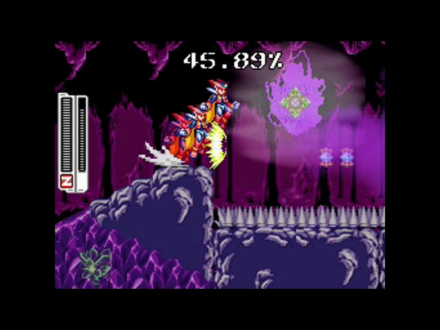 Megaman ZX Prequel - Your reflection shows the way