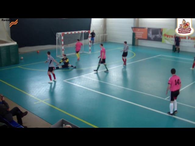 Crispus – Конфермат - 9:1, Дивізіон 3, 1/2 фіналу, 2 матч