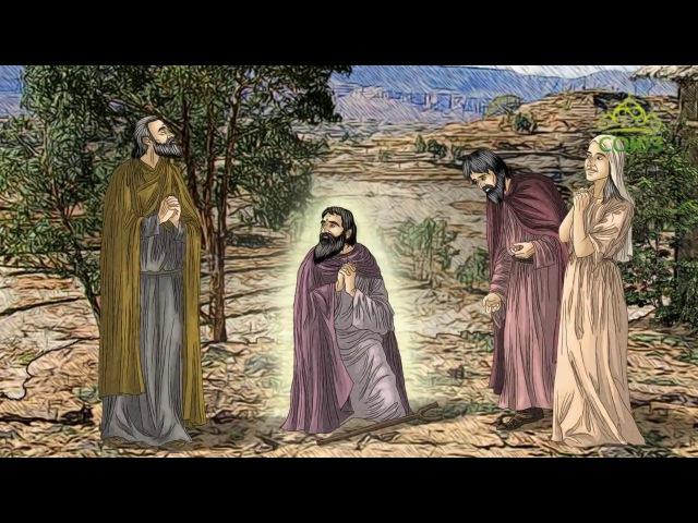 Мульткалендарь 10 февраля Преподобный Палладий пустынник