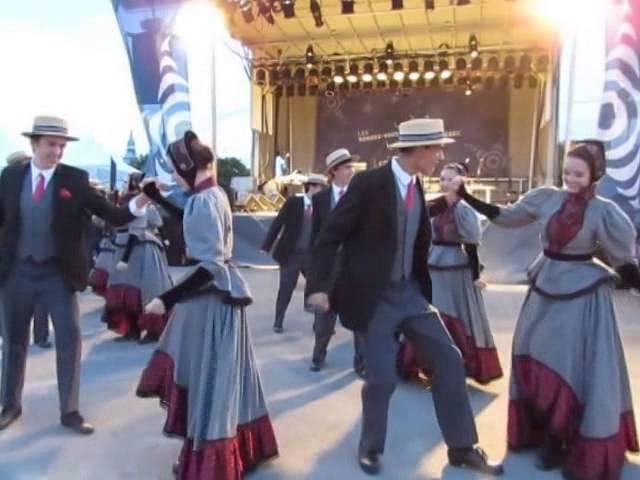 Danse traditionnelle québécoise (1) - Ensemble Folklorique Mackinaw