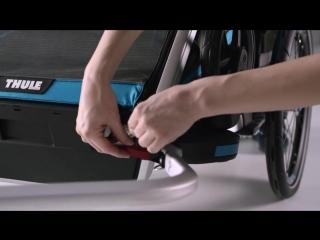 Multisport trailer - Thule Chariot Sport
