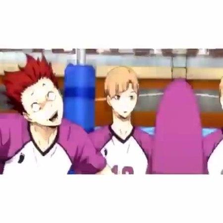 Аниме:Волейбол