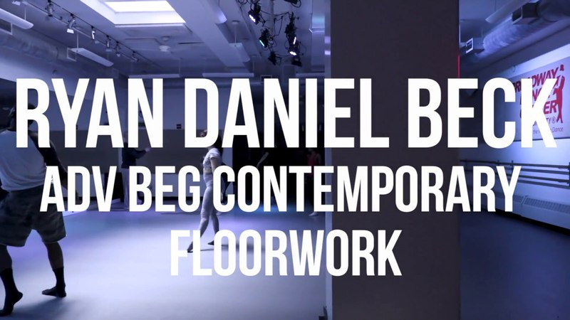 Ryan Daniel Beck | Cardigan - Croquet Club | Contemporary Floorwork | bdcnyc