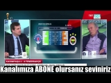 Kasımpaşa 1-4 Fenerbahçe - Stadyum 28 Nisan - Ersin Düzen, Mustafa Denizli, Ali Gültiken Yorumları