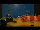 крабик и рыбка 2