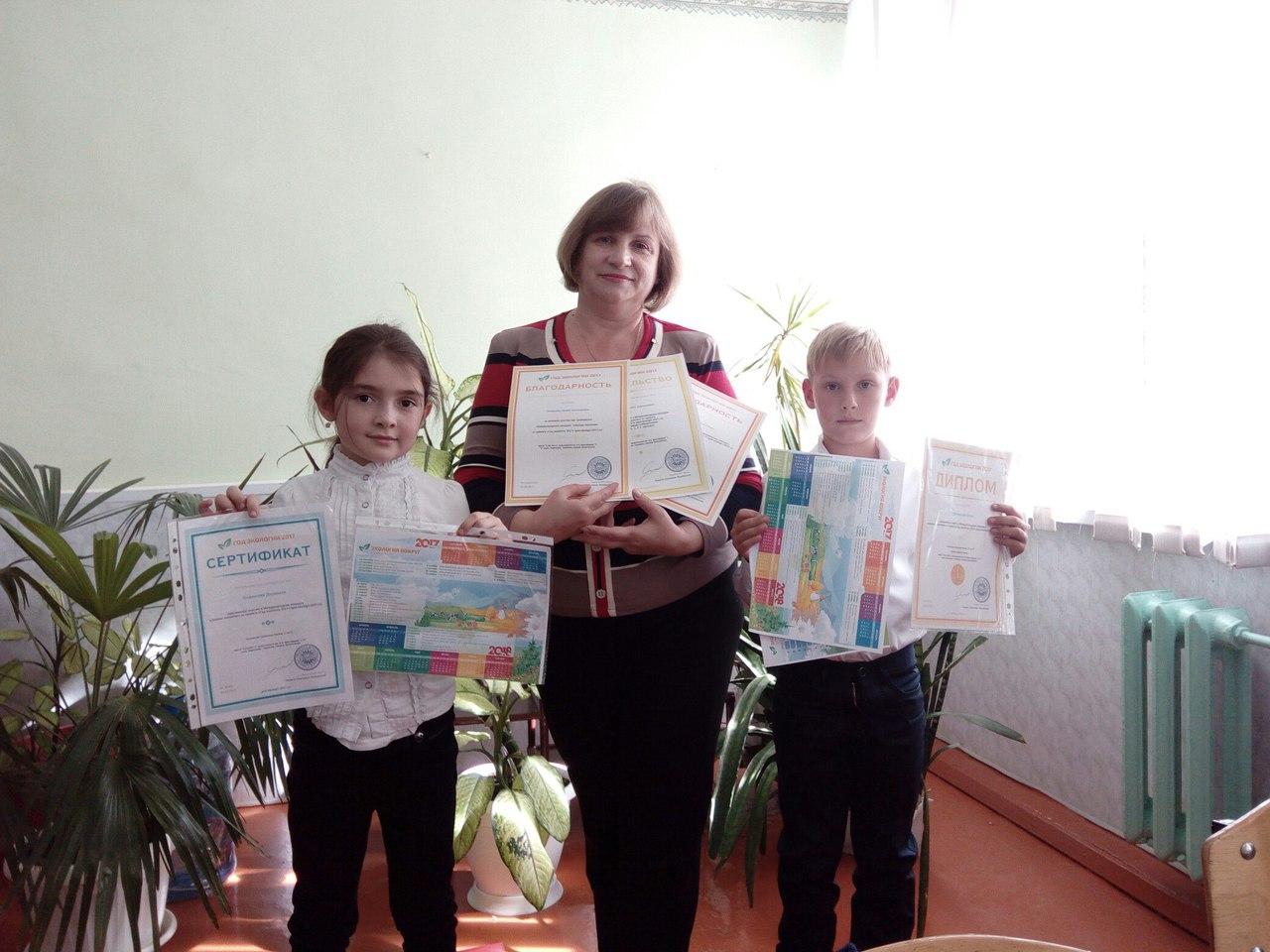 Зеленчукские школьники узнали «Законы экологии»