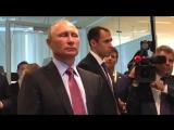 Путину показали с голосовой помощник