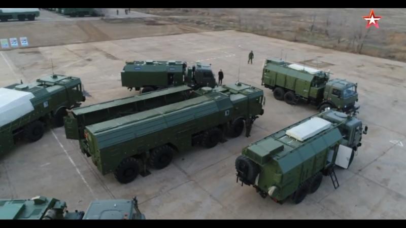 Военная приемка. Ракетный комплекс «Искандер М».