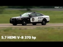 2014 Dodge Charger Pursuit Police Car
