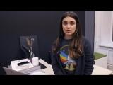 Екатерина Дарма участвует во флешмобе #мызамир