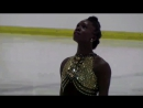 2017 Autumn Classic International. Ladies - SP. Mae Berenice MEITE
