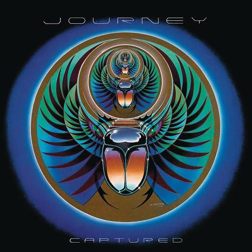 Journey альбом Captured
