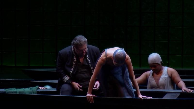 Wiener Staatsoper - Richard Wagner: Gotterdammerung (Вена, 15.04.2018) - Act III