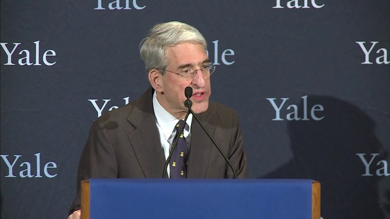 Announcement Yale's New Director of Athletics
