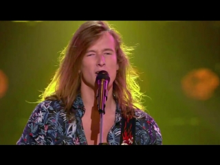 Baggio – Does Your Mother Know (The Blind Auditions _ The voice of Holland 2016)