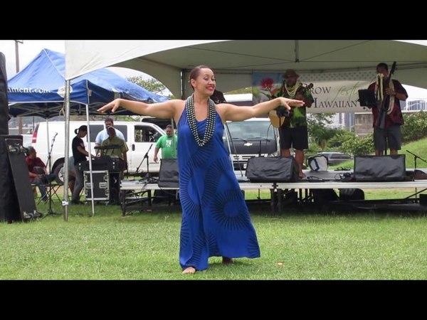 Kuana Torres Kahele - Ke Aloha with hula