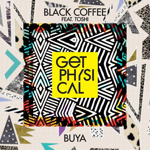 Black Coffee альбом Buya (feat. Toshi)
