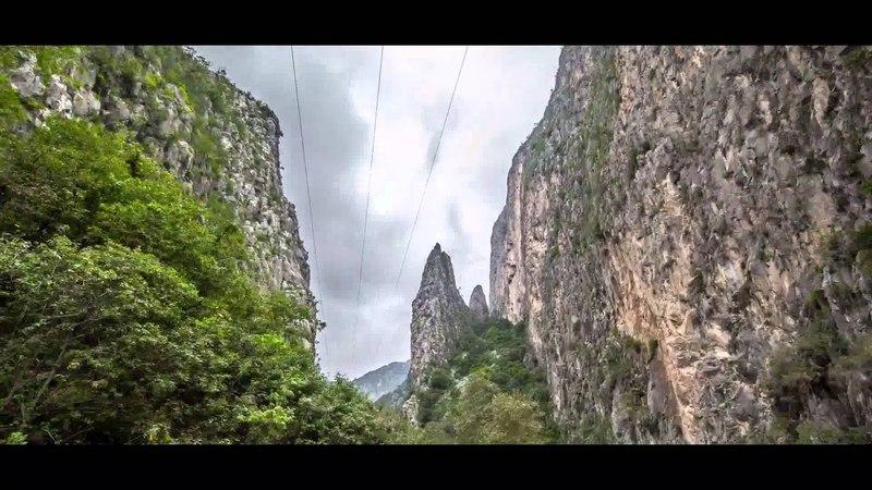 Mexico- Parque Nacional Cumbres de Monterrey - Monterrey