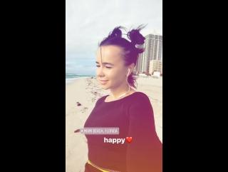 instagram stories Alesya Visich 25.01.18