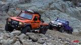 Killerbody 1/10 Toyota Land Cruiser LC70 #4 Rescue mission