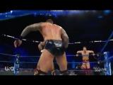 Randy Orton & Jeff Hardy vs. The Miz & Shelton Benjamin: SmackDown LIVE, May 1, 2018