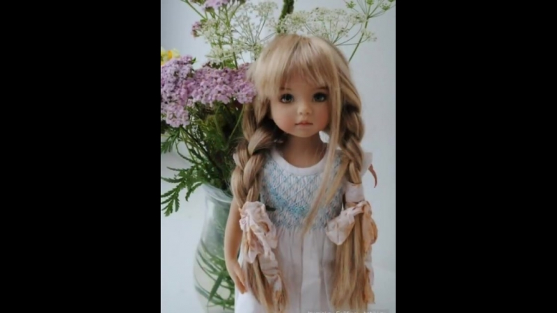 Восхитительные куколки от мастера Дианны Эффнер Dianna Effner