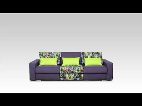 Презентация диван-трансформер Хаген
