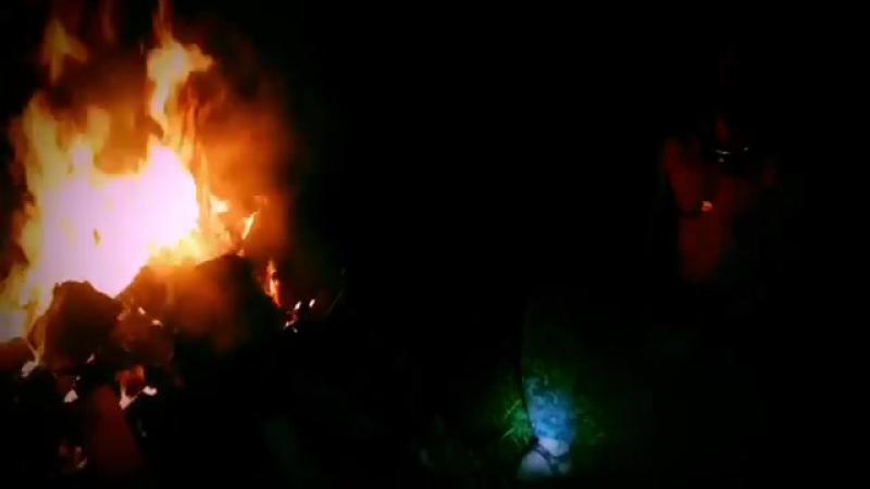 Как пройти по горящим углям
