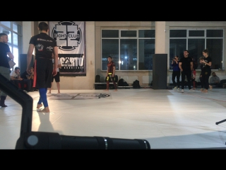 No Gi Trial Mat 1