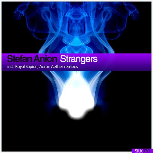 Stefan Anion альбом Strangers