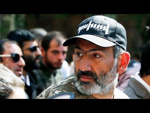 Ереван: требования Пашиняна и будущее Армении | ИТОГИ ДНЯ | 24.04.18
