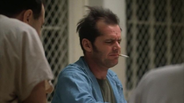 One Flew Over the Cuckoo's Nest · coub, коуб