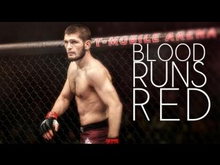 Khabib Nurmagomedov - Blood Runs Red|AT MEDIA