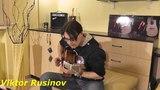 Joe Dassin - L`ete indien на гитаре - фингерстайл - Виктор Русинов