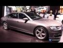 2018 Audi A8L Quattro - Exterior and Interior Walkaround - 2018 New York Auto Show