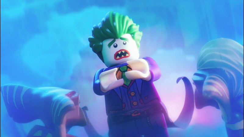 Джокер в фантомной зоне | Лего Фильм: Бэтмен (2017)