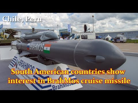 Chile, Peru show interest in BrahMos cruise missile
