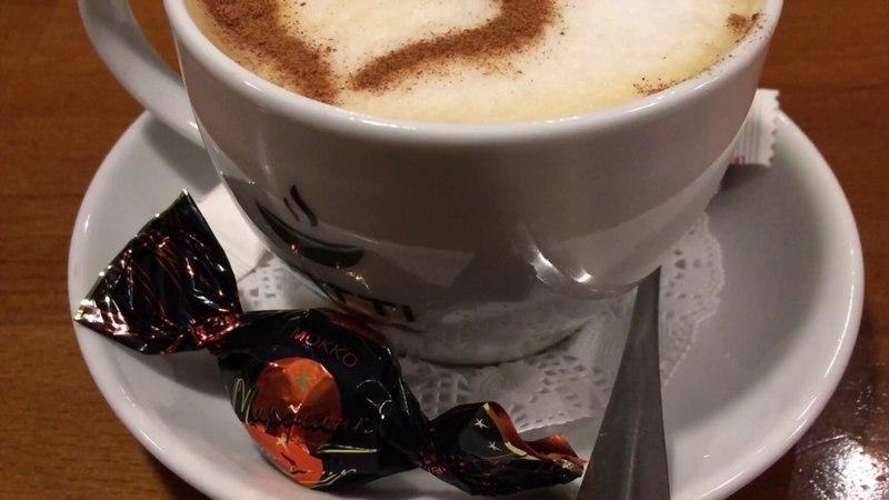 Кафе Кухня. Кофе мой друг. Как правильно делать латте